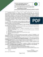 Procedura Elaborare Proiect de Diploma 10 Octombrie 2012 (1)