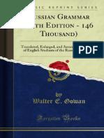 Russian Grammar - 16th Edition, 146 Thousand