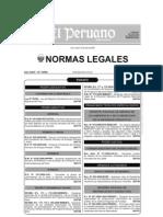 LEY DEL REGIMEN DISCIPLINARIO DE LA POLICIA NACIONAL DEL PERU
