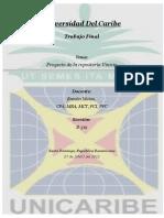 Formulacion de Proyecto REPOSTERIA VINICIO ESTE - Ramon Matos.doc