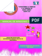 manual de windows 7 original