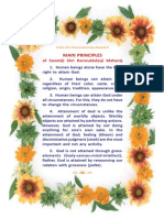 Swami Ramsukhdasji Main Principles (Saint)