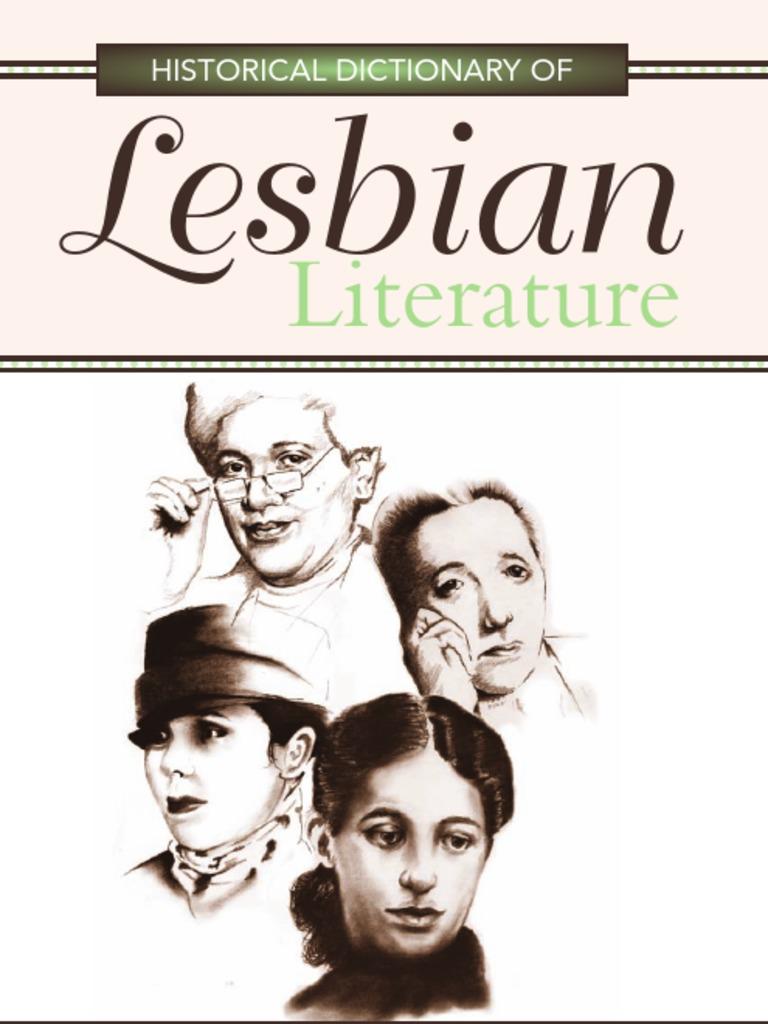 Historical Dictionary Of Lesbian Literaturepdf