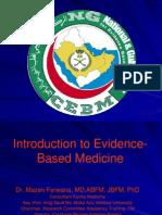 EBM Introduction 7-8 Feb 07