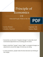 3rd Principle of Economics (1)