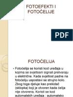 Fotoefekti i Fotoćelije 2