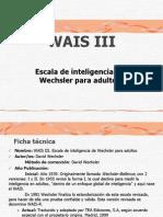 WAIS III