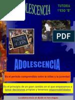 ADOLESCENTE Cambios.pps
