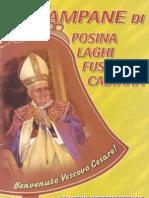 Campane di Posina - Anno 2003-2004