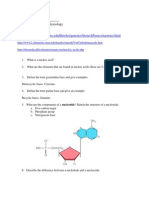 Nucleic Acids Web