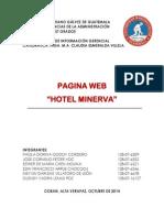 hotel minerva para pagina web