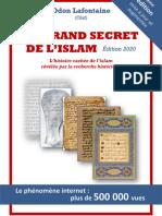 Le grand secret de l'islam - 4e édition (2020)