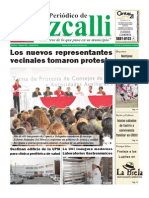 Periódico de Izcalli, Ed. 581, 2009,Dic11
