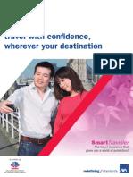 SmartTraveller Travel Insurance Brochure 2014
