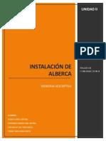Instalaciones Alberca.docx