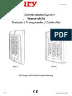 W3-C Manual GER.pdf
