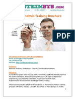 Business Analyst Trainer