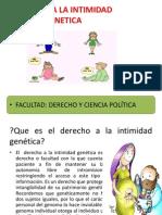 derecho a la intimidad genetica.pptx