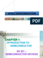 EE201 Semiconductor Devices