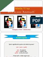 Fernando Pessoa - Autopsicografia (Análise)Ppt