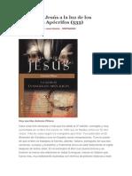 La Vida de Jesús a la luz de los Evangelios Apócrifos.docx