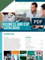 Business Esp Catalogue 2014-15