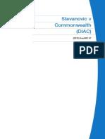 2013 AusHRC 67 Stevanovic v Cth (DIAC)_Web.pdf