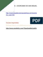 EXORCISMO DE SAN MIGUEL Y ENLACE WEB.docx
