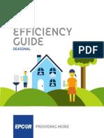 Seasonal Tips for energy conservation