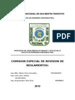 8 - REGLAMENTO DE GRADOS Y TITULOS DE LA FACULTA DE INGENIERIA AGROINDUSTRIAL.doc