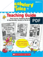 Vocabulary Tales - 25 Books, 16 Pages and Teaching Guide, Grades K-1 (gnv64).pdf