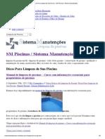 Dicas Para Limpeza de Sua Piscina - SM Piscinas _ Sistema Manutenções.pdf