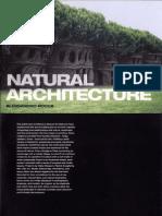Natural Architecture - Alessandro Rocca