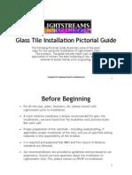 1 - Lightstreams Glass Tile Installation Guide - English_2
