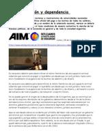 2014-09-08 Lafferriere AIM Usura Sumisión y dependencia.doc