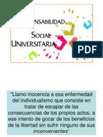 responsabilidadsocialuniversitaria-140618112535-phpapp02.ppt