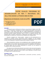 Programa de sensibilizaacion contra maltrato escolar.doc