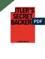Wartburg - Hitler's Secret Bankers