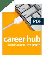 Careerhub Guide to Job Search
