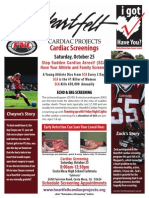 FNL Costa Mesa High School Heartfelt Cardiac Screening