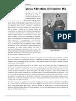 HISTORIA DE LA IGLESIA ADVENTISTA DEL SEPTIMO DIA Wikipedia.pdf