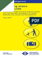 Avoiding Stairs Tube Guide