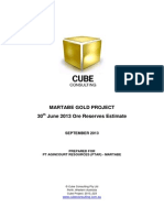 G-Resources (Martabe Project)