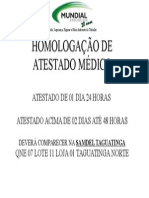 HOMOLOGAÇÃO DE ATESTADO MÉDICO.doc