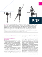 Joint Movements from Manual of Structural Kinesiology