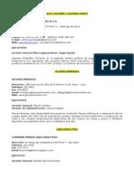 DIRECCIONES MINERAS.doc