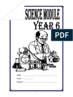 peka sains tahun 6