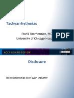 Tachyarrhythmias/CCM Board review