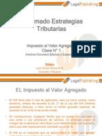 IVA diplomado estrategias tributarias (clase 1 presentacion)hechos gravados DICIEMBRE 2013.pps