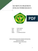Laporan RENCANA Modul 5.doc